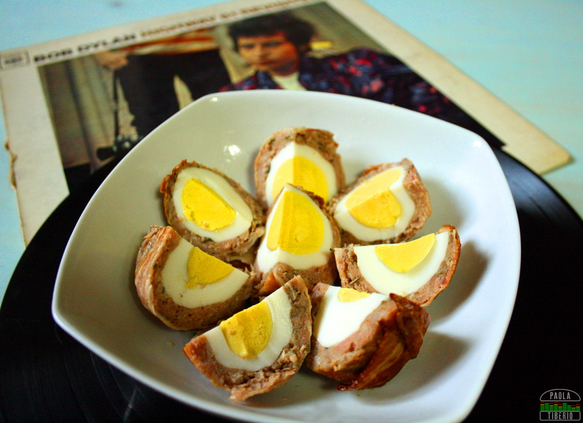 BOB DYLAN - SCOTCH EGGS