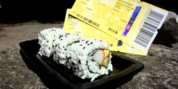 California Roll – Red Hot Chili Peppers, 21 Luglio 2017 @ Ippodromo Snai